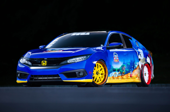 Honda Sonic Civic