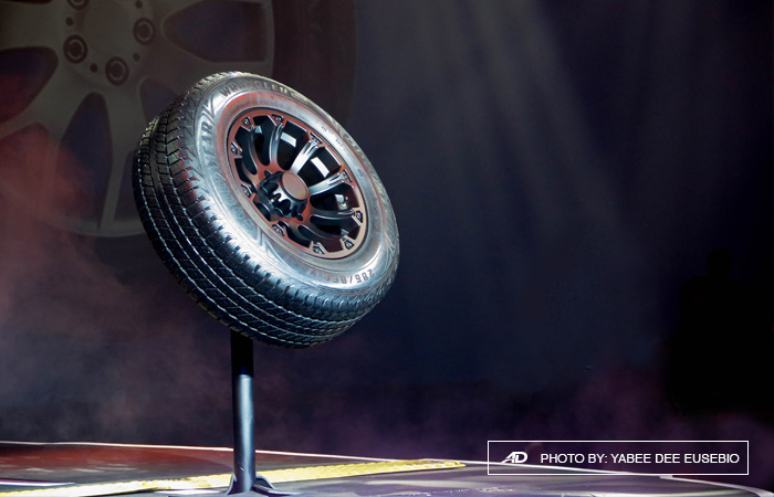 Goodyear launches Wrangler TripleMax tire with Hydrogrip tech for mid-size SUV