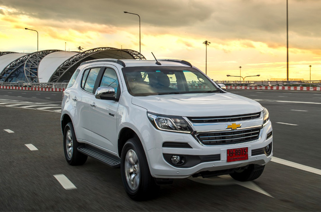 2017 Chevrolet Trailblazer Debuts With New Look Improved Interior