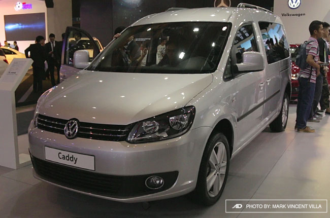 PIMS 2016: Volkswagen debuts Caddy MPV | Autodeal