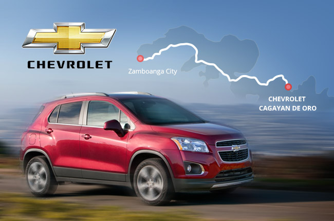 Testimonial A Long Distance Love Affair With The Chevrolet Trax