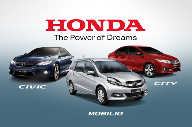 Honda Sept 2016 sales