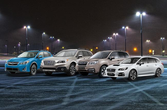 Subaru Roadshow