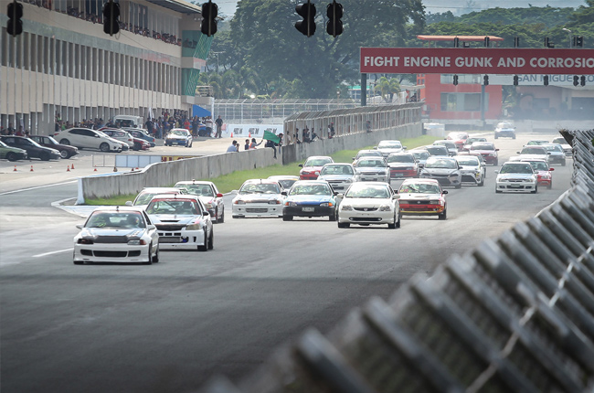 2016 GT Radial FlatOut Race Series marks a successful season