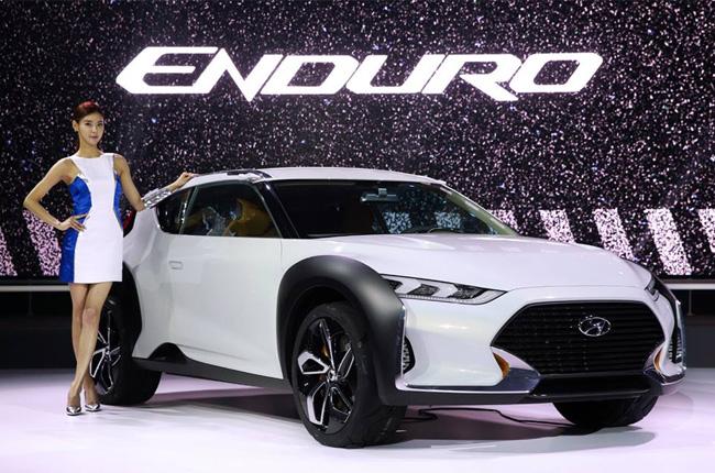 Hyundai Enduro