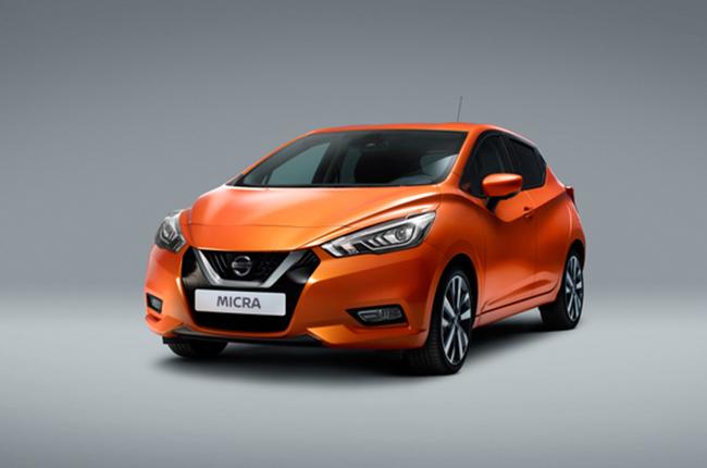 Nissan Micra Gen 5