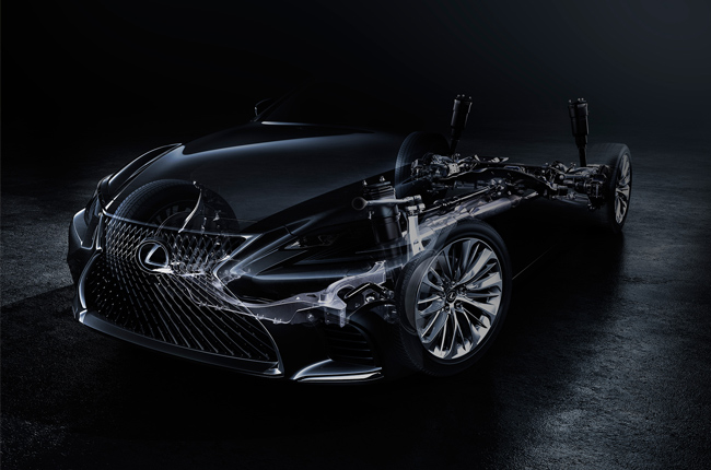 Lexus to unveil 5th generation LS in January 2017