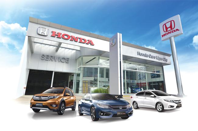 Honda Cars Lipa City AutoDeal