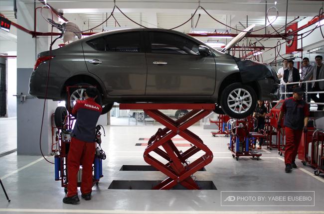 Nissan Express Service AutoDeal