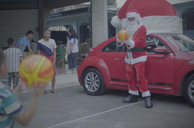 Volkswagen Santa