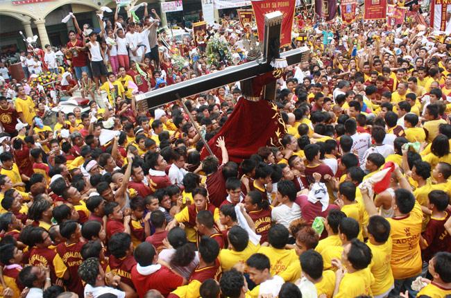 MMDA reveals route of 2017 Black Nazarene procession