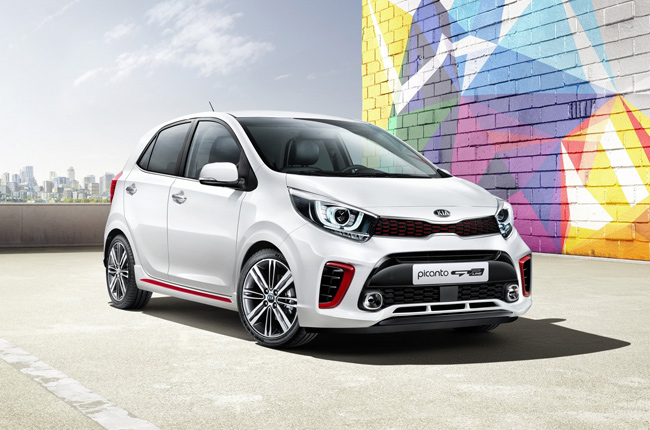 Kia drops official images of all-new Picanto