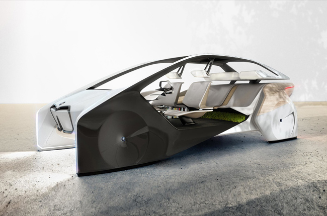 CES 2017: BMW i Inside Future is a mobile living room