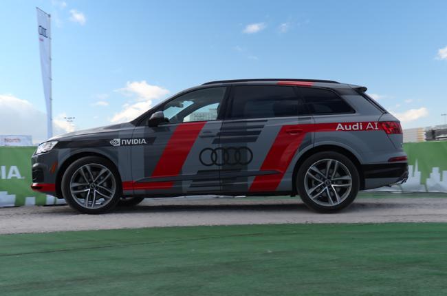 CES 2017: NVIDIA, Audi team up to make AI-driven cars