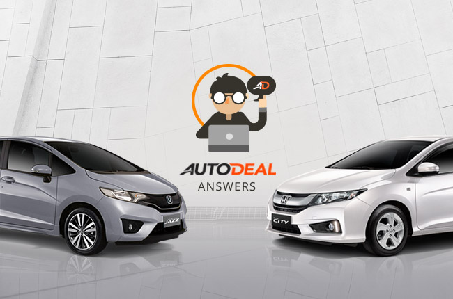 Which car should I buy, Honda Jazz or Honda City?