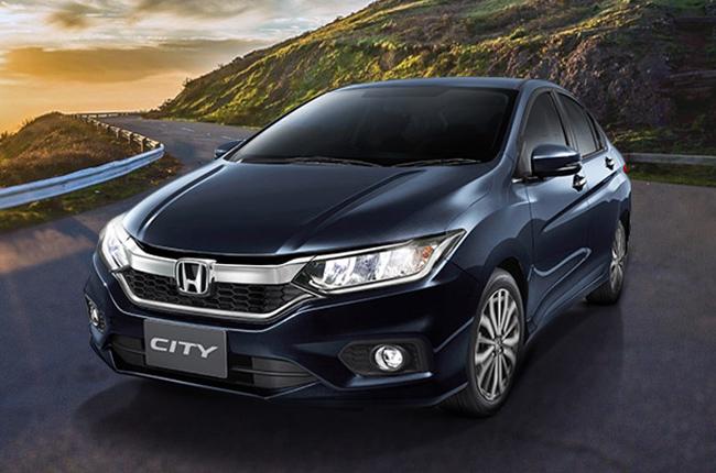 Honda City gets a facelift.