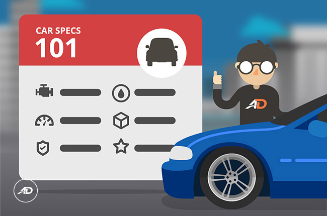 Understanding basic automotive specs and features