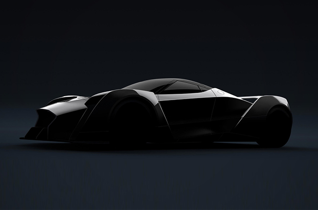 Singapore' first hypercar revealed ahead of Geneva