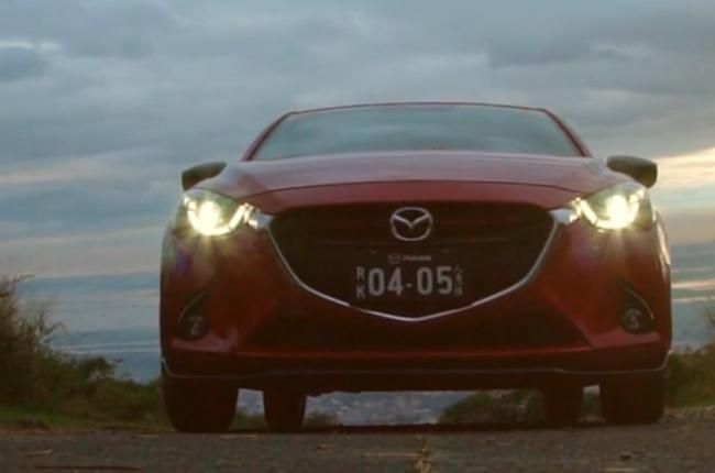 Mazda's