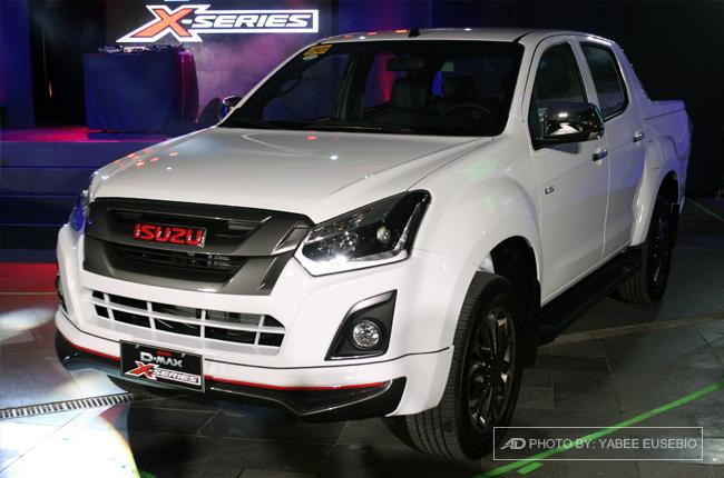 Isuzu D-MAX X-Series
