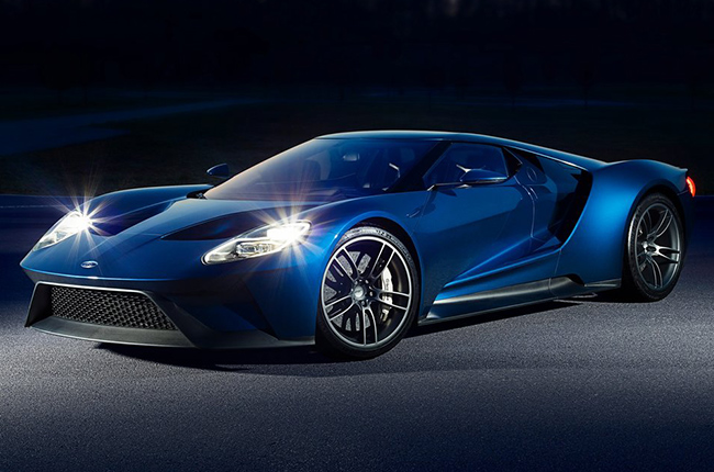 Ford GT is the fastest Ford production vehicle