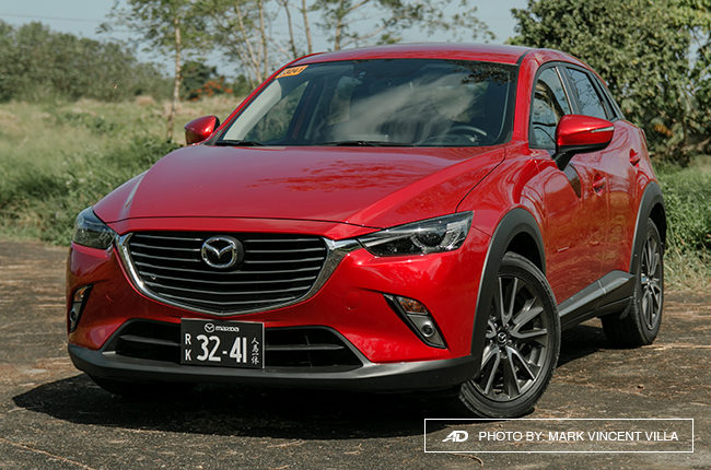 Review 2017 Mazda Cx 3 2 0l Awd Autodeal Philippines