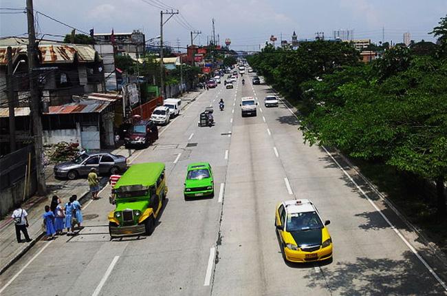 Mindanao Ave.