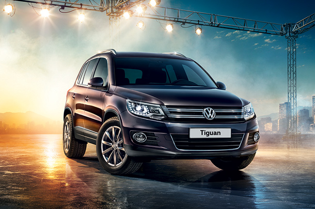 Volkswagen Tiguan Business Edition