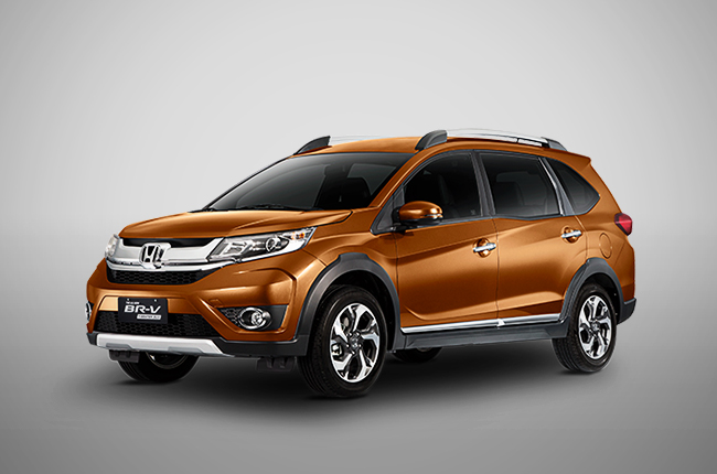 all-new Honda BR-V