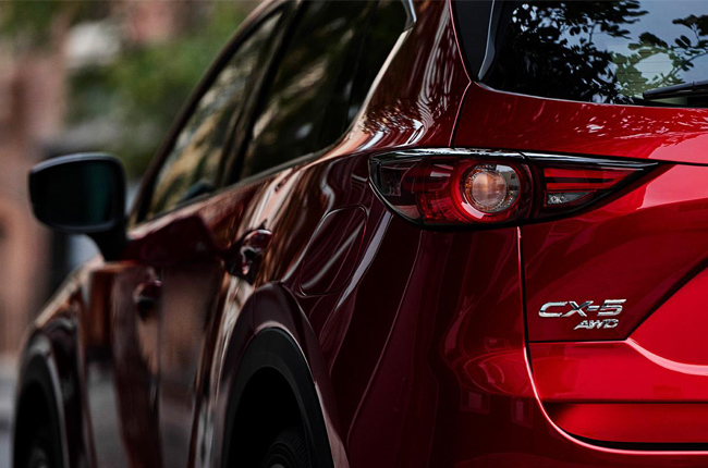 2017 Mazda CX-5 NVH