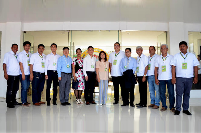 HARI with Tanay officials