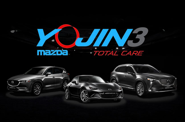 Mazda's YOJIN3 makes car ownership worry-free