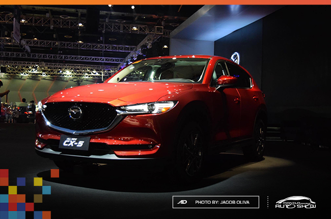 2017 Mazda CX-5 Philippines