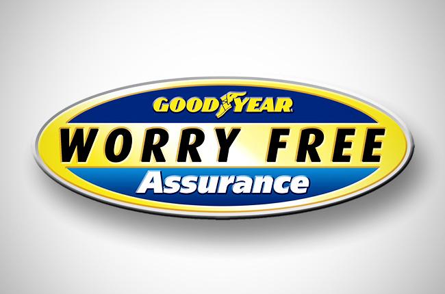 Goodyear's Worry Free Assurance