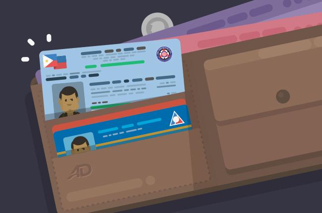 Lost Driver's License