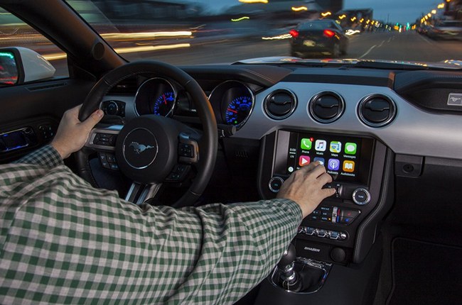 Ford Sync 3 Android Auto Apple CarPlay