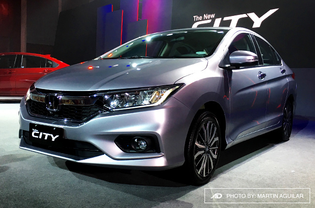 Honda Cars Ph Launches Updated City Autodeal