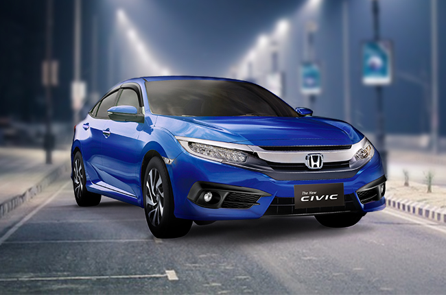 Honda Civic limited edition