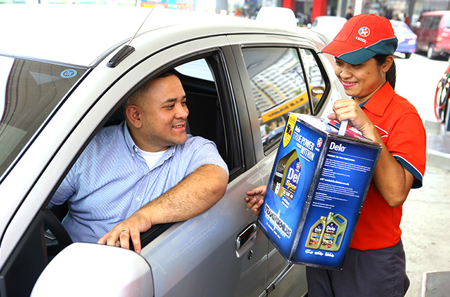 Caltex True Power from Within promo