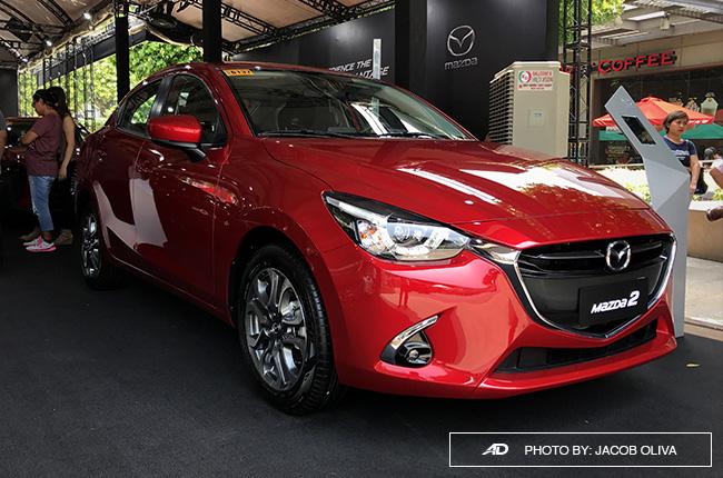Mazda2 G-Vectoring Control