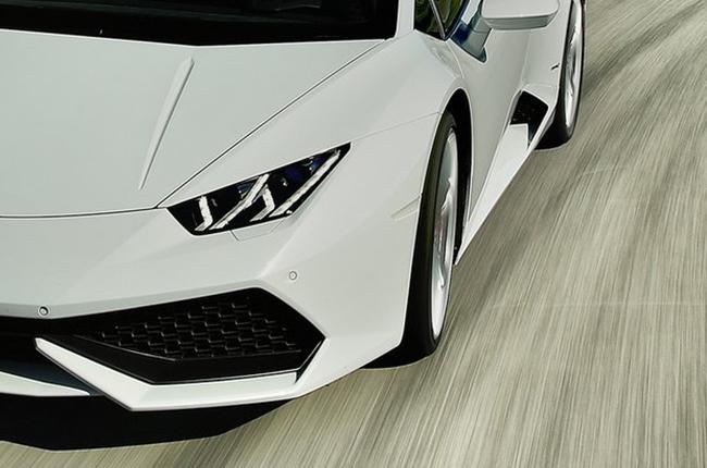 Lamborghini Huracan Taxi