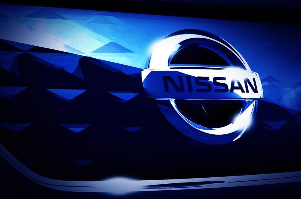 2018 Nissan LEAF grille