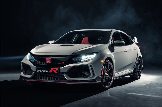 Honda Philippines Civic Type R
