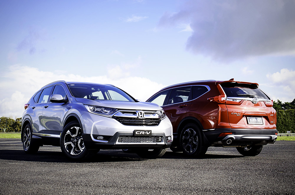 All-new Honda CR-V