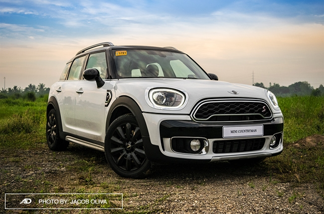 Review MINI Countryman SD