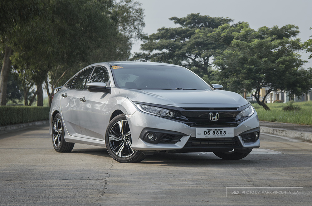Review 2017 Honda Civic 15 Rs Turbo Autodeal Philippines