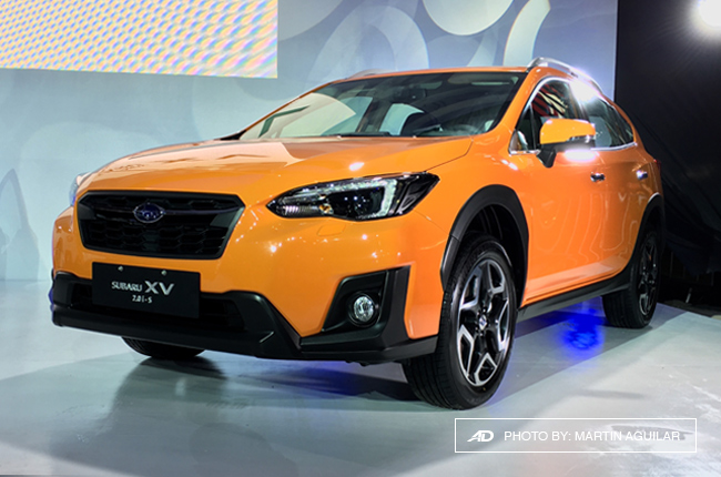 2018 subaru xv philippines price. unique philippines allnew subaru xv on 2018 subaru xv philippines price s