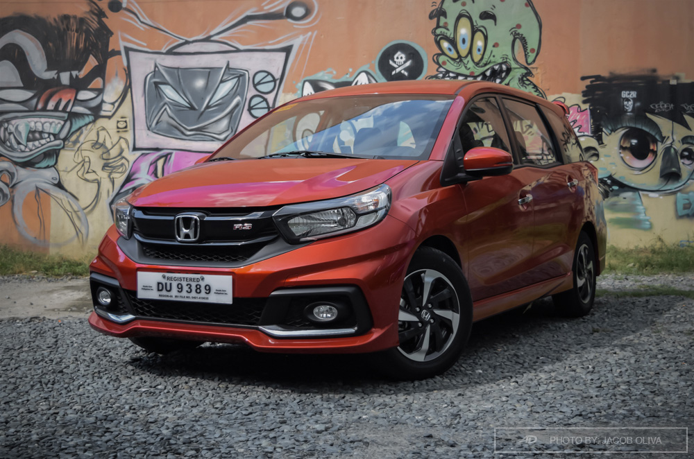 Review 2018 Honda Mobilio 1 5 Rs Navi Autodeal Philippines