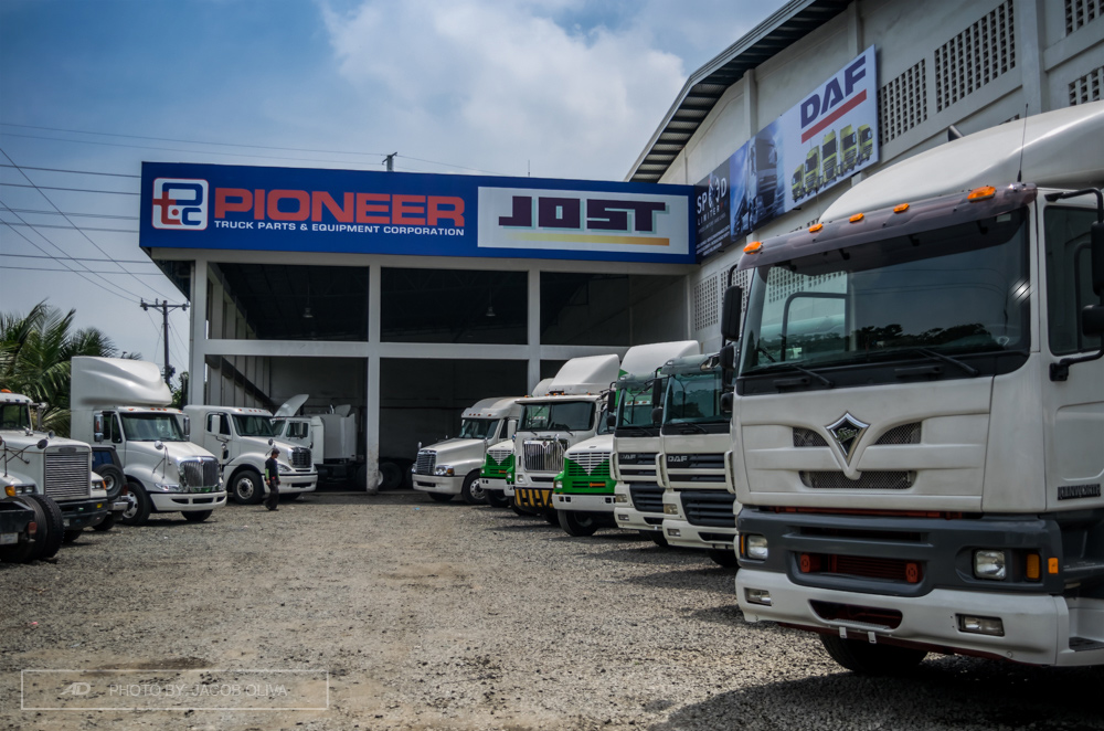 pioneer trucks business