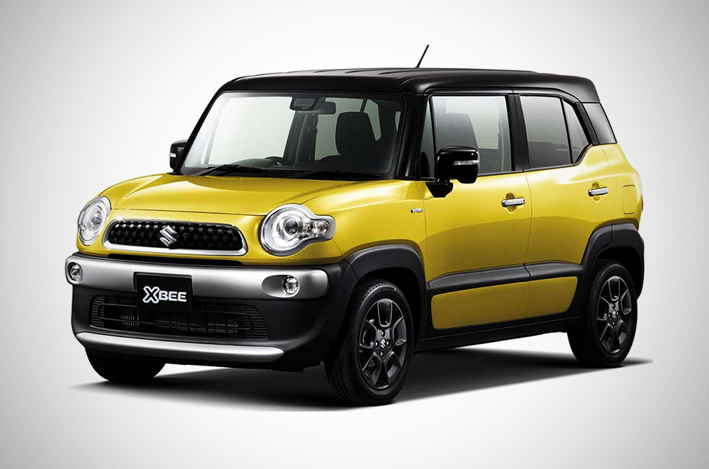 Tokyo 2017 Look At This Hot Little Crossover From Suzuki Called